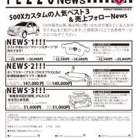 TEZZO News 2017-02 Vol.01_500X人気ベスト3のサムネイル