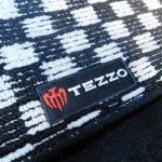 TEZZO STYLE フロアマット フロント用マットにTEZZOロゴが入るようになりました。