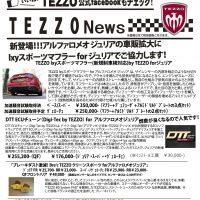 TEZZO News 2019-01 Vol.02_ジュリアマフラー&DTT_cut