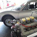 Dino 246 GTエンジンのテスト動画を公開!